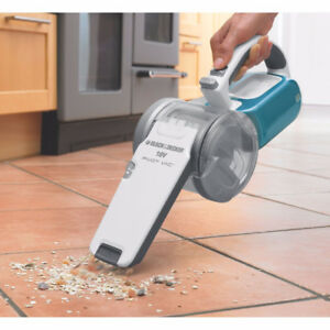 Black and Decker 18v Cordless Hand Vacuum