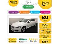 Jaguar XF FROM £77 PER WEEK !