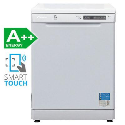 Candy A++ XXL Stand Geschirrspüler Spülmaschine Spüler freistehend Smart Touch