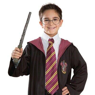 Rubies 39709 - Harry Potter - Tie Krawatte Hogwarts Gryffindor Zauberer Kostüm