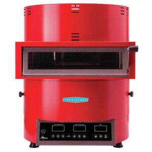 Turbo Chef Fire - No exhaust hood required