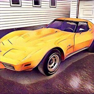 C3 Corvette Parts