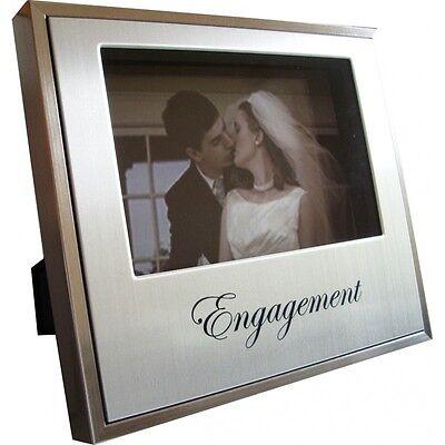 Engagement Photo Frame / Wedding Gift Idea / Keepsake