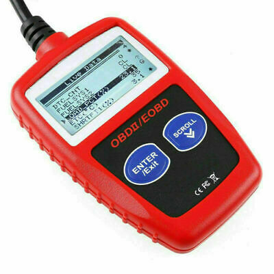 Car Vehicles Fault Code Reader Scanner Engine Diagnostic Reset Tool OBD 2 DIYers