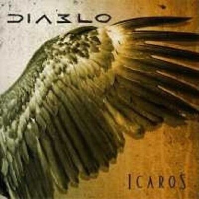 """DIABLO """"ICAROS"""" CD MELODIC DEATH METAL NEW+ for sale  Shipping to United States"""