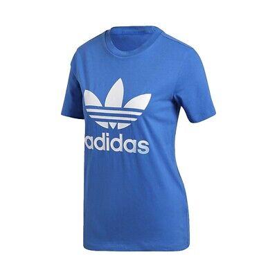 18,99 € per Adidas Originals - T-shirt Trefoil - T-shirt Donna  - Art.  Dh3132 su eBay.it