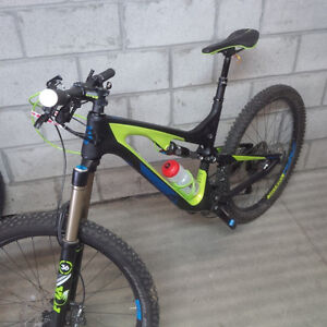 looking to trade my mtn bike for a street legal dirt bike