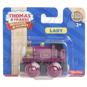 USA LADY Engine for Thomas Wooden Railway Train NEW IN BOX
