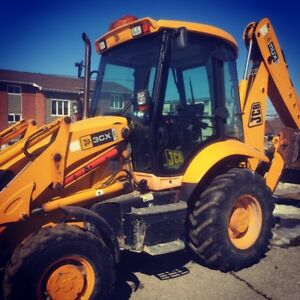 Backhoe Loader JCB 3CX-14