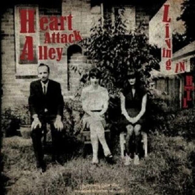 HEART ATTACK ALLEY - RAILROAD BLUES ANTHOLOGY  VINYL LP ROCK GARAGE  NEU