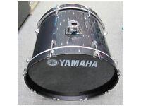"Yamaha Gigmaker 22"" kick drum"