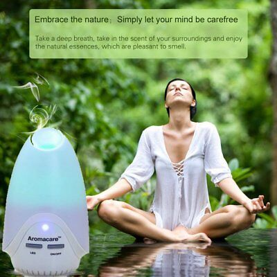 7 Color Rainbow (7 Color Changing Rainbow LED Ultrasonic Air Humidifier Purifier Aroma Diffuser)