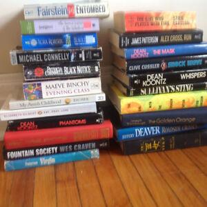 30+ Novels