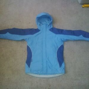 Columbia winter coat removable inner jacket