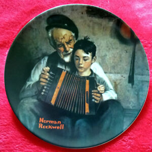 """""""Music Maker"""" Collector Plate"""