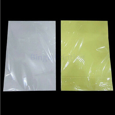 Matte Surface Inkjet Paper - Self-adhesive Label Sticker Matte Surface Paper 297x210mm For Inkjet Printer 25