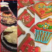 Full-Time Cookie Decorator/Baker (NEAR HUBBARDS, NS)