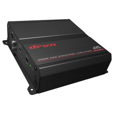 JVC KS-DR3002 2-Kanal Verstärker / Endstufe / Car Amplifier 400W max 2x...