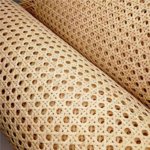Natural Indonesian Real Rattan Wicker Cane Furniture Chair Table Bed Repairing