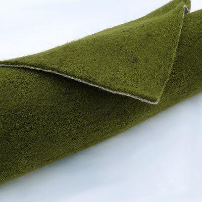Ufermatte grün 1m breit Teichfolie Böschungsvlies Böschungsmatte Premium