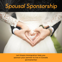 Spousal Sponsorship- Bring your Husband / Wife to Canada