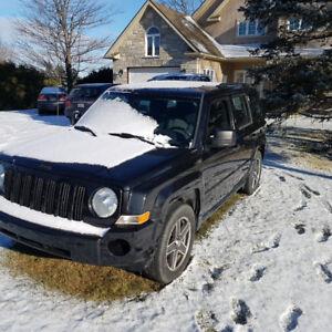 2010 Jeep Patriot Sport VUS