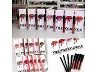 Kylie Jenner Lip Kit 2 - 1 Lipstick Lip Liner Makeup Set - PayPal + Delivery available