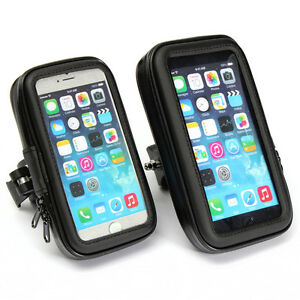 Water Resistant Handle Bar mount Case for large smart phone