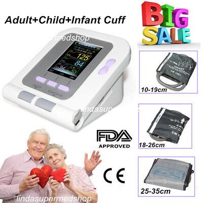Digital Blood Pressure Monitor Nibp Adultchildpediatric Sphygmomanomete Contec