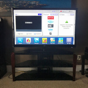 """55"""" LED 1080 - 120Hz SmartTV - Perfect Condition"""