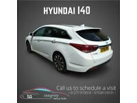 2016 Hyundai i40 1.7 CRDi Blue Drive SE Nav 5dr DCT ESTATE Diesel Automatic