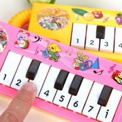 Baby Toddler Kids Piano Musical Developmental Toys Learning