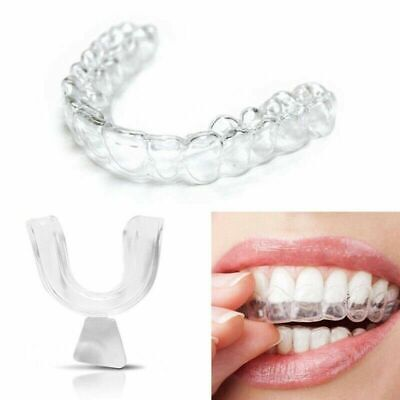 Gum Shield Teeth Whitening Mouth Trays Guard Reusable Bleaching Grinding Guard