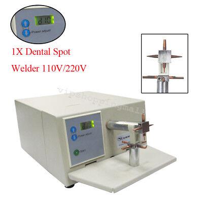 Dental Spot Welder Lcd Display Orthodontic Welding Alarm Braze Welding Lab Dhl