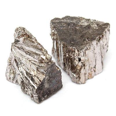 Bismuth Metal 10 Pounds Ingot Chunk 99.99 Pure Crystals Geodes Fishing Shotgun