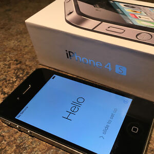 iPhone 4S Excellent condition, unlocked, 16G