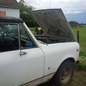 1976 Scout 11 White V8 Auto 2 door removable roof