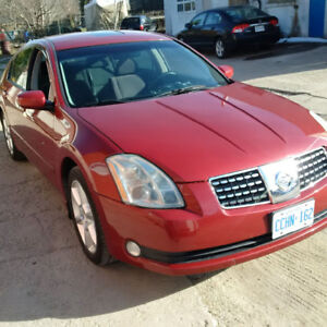 2006 Nissan Maxima 3.5 SE - Safety Included.