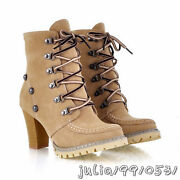 Womens High Heel Boots