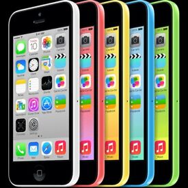 APPLE IPHONE 5C 16GB UNLOCKED TO ALL NETWORK WITH WARRANTY