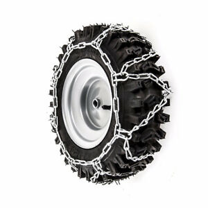Brand New - Snow Blower Tire Chains 16-Inch x 4.8-Inch