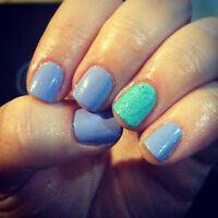 Spring Manicure Special $20!