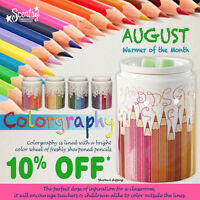 Stephanni Anderson- SCENTSY 10% OFF IN AUGUST!!