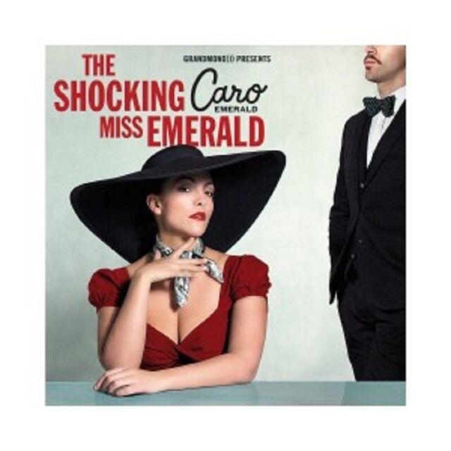 CARO EMERALD - THE SHOCKING MISS EMERALD (DELUXE EDITION)  CD + DVD NEU
