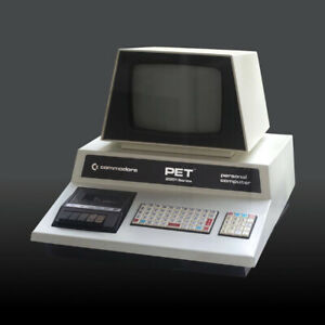 Wildly seeking a Commodore PET