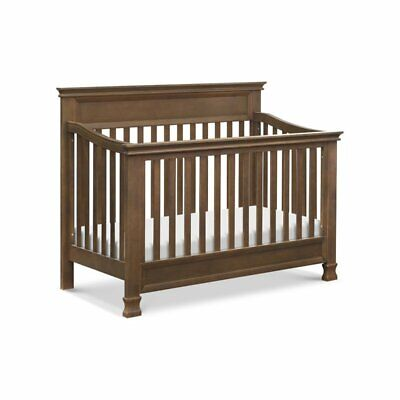 Million Dollar Baby Classic Foothill 4-in-1 Convertible Crib in Mocha