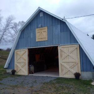 Winter storage space available, boats, cars, motorcycles