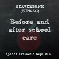 Before/after school care in Beaverbank (Kinsac School District)