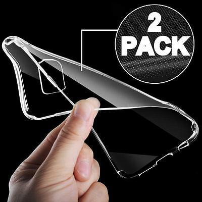 Two Pack Samsung Galaxy S8 2 Pack TPU Gel Jelly Skin Case Clear Best (Samsung Galaxy 8 Best Price)