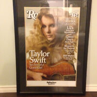 Taylor Swift Autographed Piece